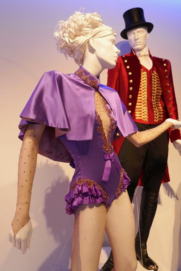 The Greatest Showman Anne Wheeler Trapeze Costume Halloween