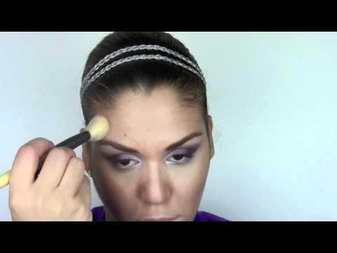 Ojos Violeta / Purple Eyes (Jennifer Lopez Dance Again Video Inspired)