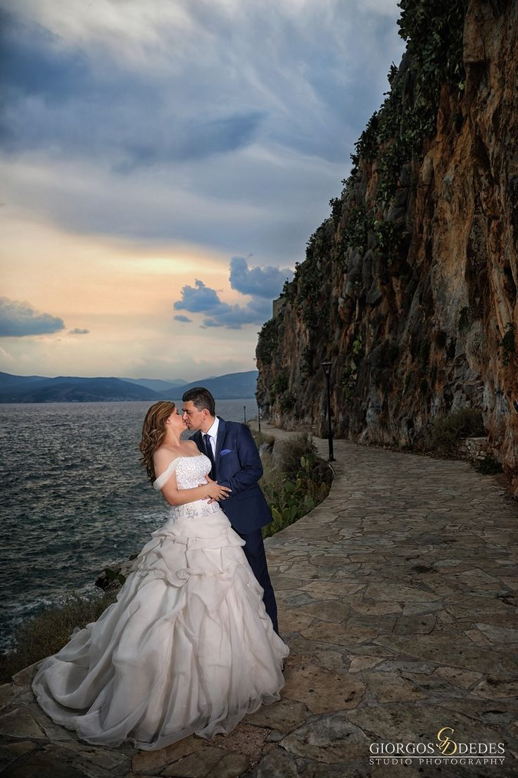 Wedding photography in Nafplio