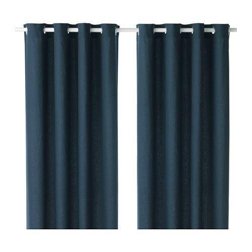 oberkante lassen sich die gardinen direkt an einer stange aufh ngen. Black Bedroom Furniture Sets. Home Design Ideas