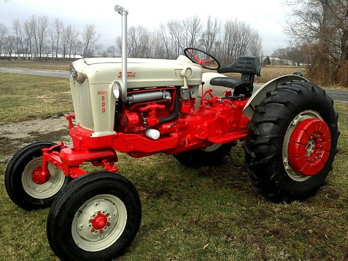 Ford 900 Tractor Parts : Best ford tractors equipment images on pinterest