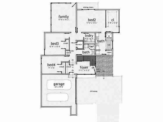 69 best floor plans images on pinterest | home, architecture and