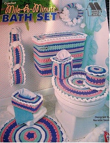 http://crochetempire.com/wp-content/uploads/2012/08/mileaminute.  BATHROOM SET