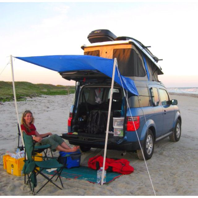 72 Best Living In My Honda Element Images On Pinterest