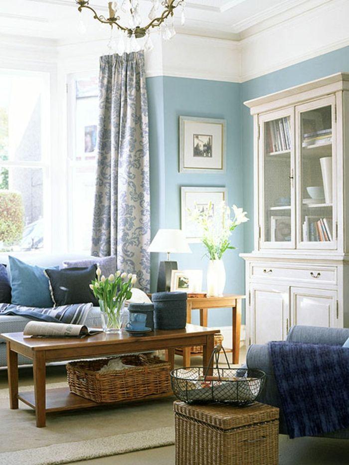 111 Wohnzimmer Streichen Ideen