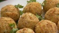 Dieta Dukan - Dieta da Luluzinha: BOLINHO DE BACALHAU DUKAN  INGREDIENTES  Porção: P...