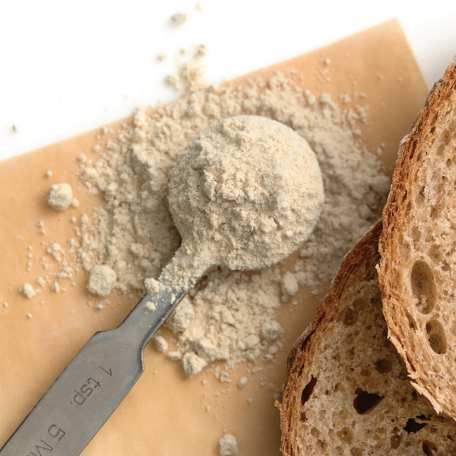 Whole grain loaves rise higher, and have better texture.