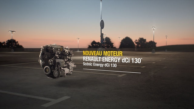 Renault - dci 130 by Shane Griffin. Commercial showcasing Renault's impressive new 'Energy dCi 130' engine.