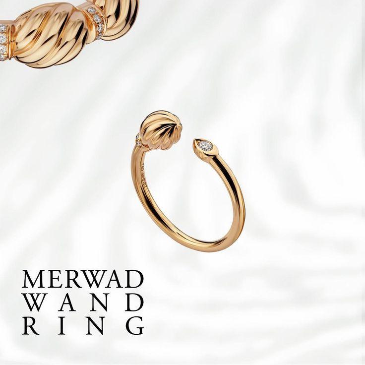 """Size 9 - GAFLA قافلة on Instagram: """"Merwad Gafla pieces for your daily fix of jewels. #Jewellery #jewelry #jewellerydesign #diamond #gold #UAE #KSA #Kuwait #Dubai #dxb…"""""""