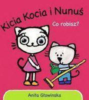 Kicia Kocia i Nunuś, Co robisz? - zdjęcie 1