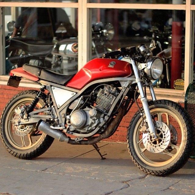 1986 Yamaha SRX-6
