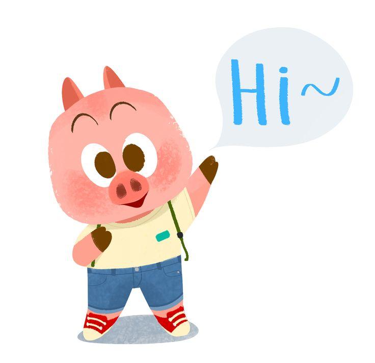 ArtStation - Pig, Beomjin Kim