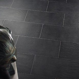 Dark Floor Tile 21 best slate tiles images on pinterest | slate tiles, home and room
