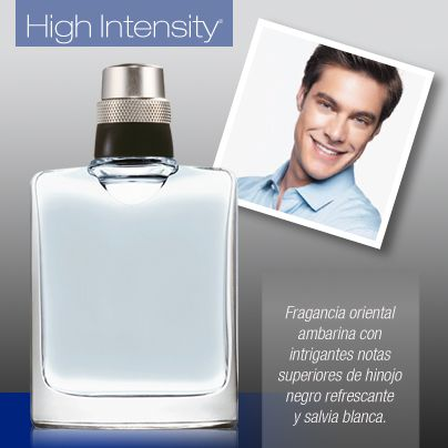 ¡Fragancia High Intensity de Mary Kay®! nuestra #idea de #regalo para el #hombre elegante.