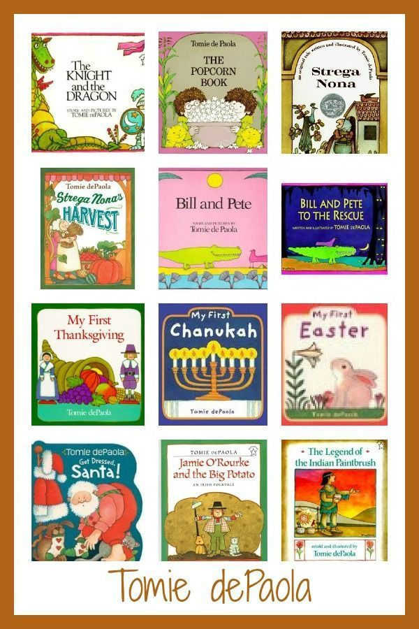 A video interview with Tomie dePaola | Reading Rockets