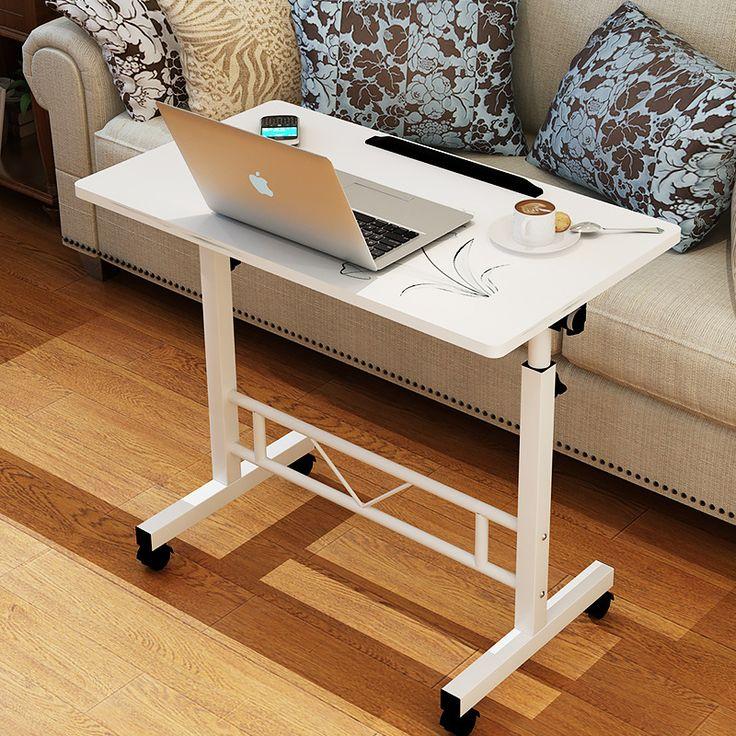 Die besten 25+ Laptop Tisch für Bett Ideen auf Pinterest - wohnzimmer pc selber bauen