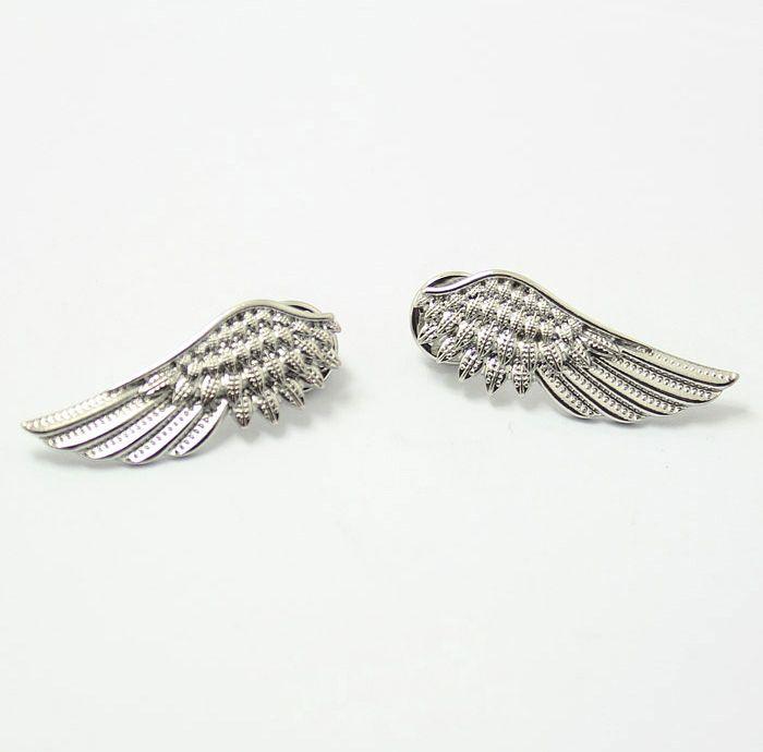 Брошь на одежды крыло ангела