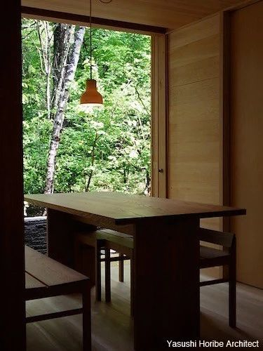 House in Tateshina 2010|蓼科の家 堀部安嗣