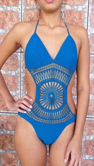 a great crochet bathing suit