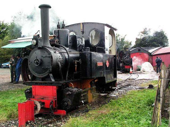 "Locomotora nº 21 ""Utrillas"", restaurada en Inglaterra, Fondo Juan manero http://www.spanishrailway.com/wp-content/uploads/image020-668x500.png"