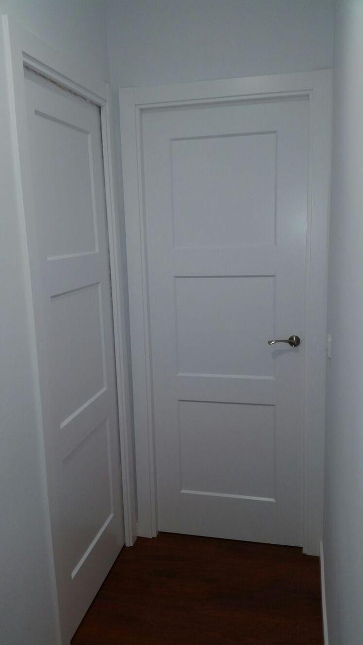 126 Best Images About Puertas Lacadas En Blanco On