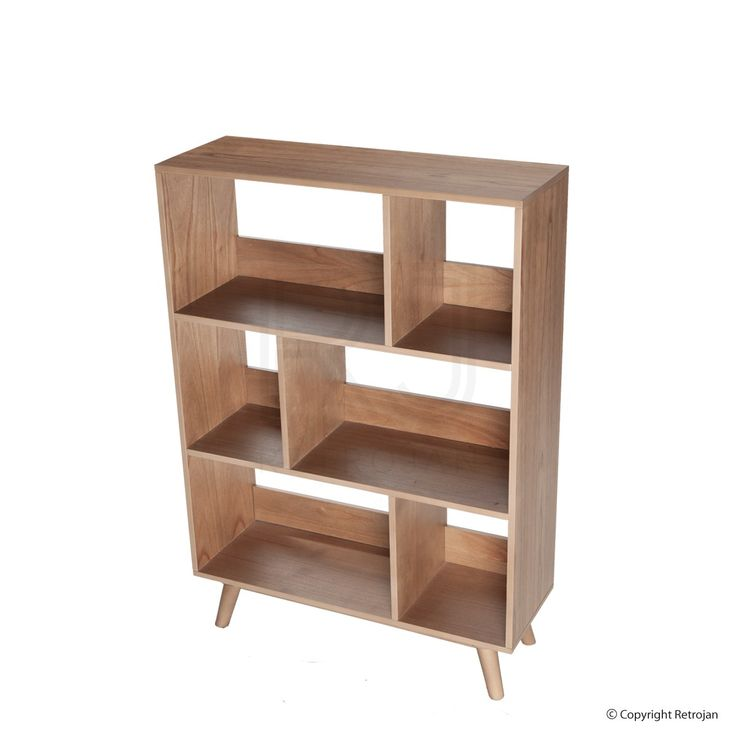 Buy Harriet Bookshelf Shelve Unit | Designer Book Shelf Shelves | Storage Solutions – Retrojan