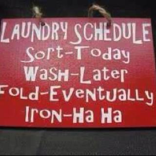 laundry: House