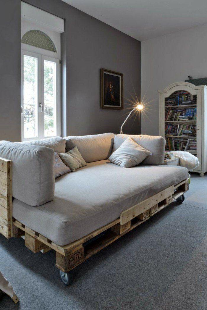 Sofa selber bauen – 70 Ideen und Bauanleitungen! – Archzine.net