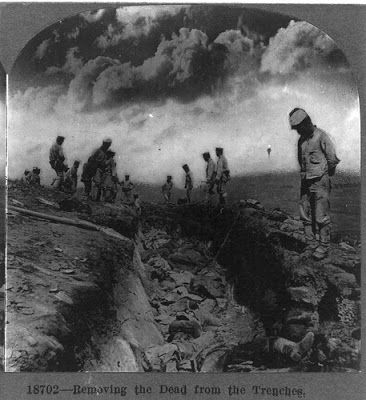 Amazing Cultures: WW1: Life in the Trenches