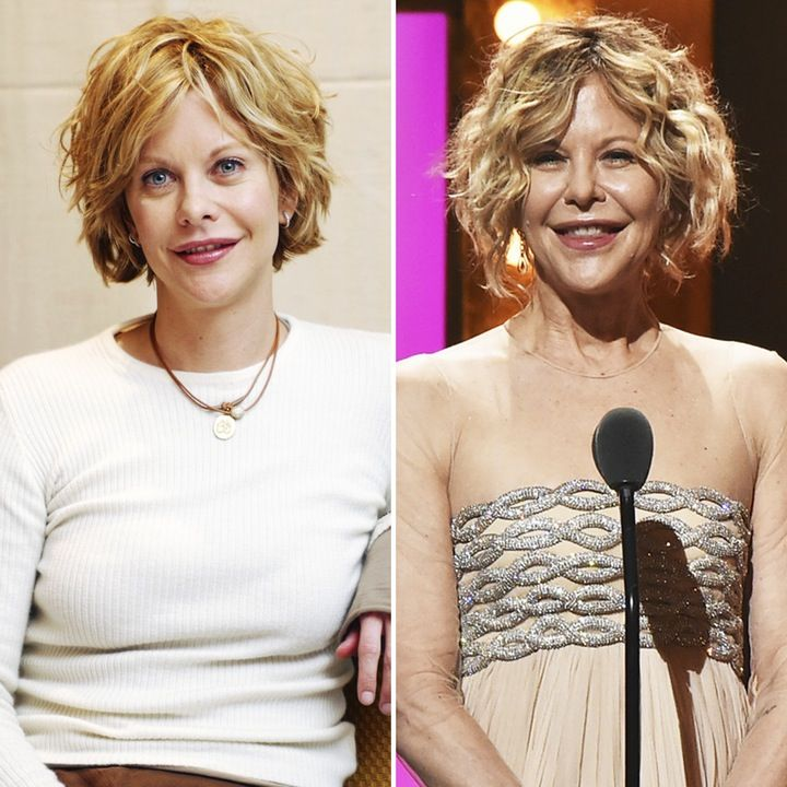 Plastic Surgery Meg Ryan S Face Causes A Stir At The Tony