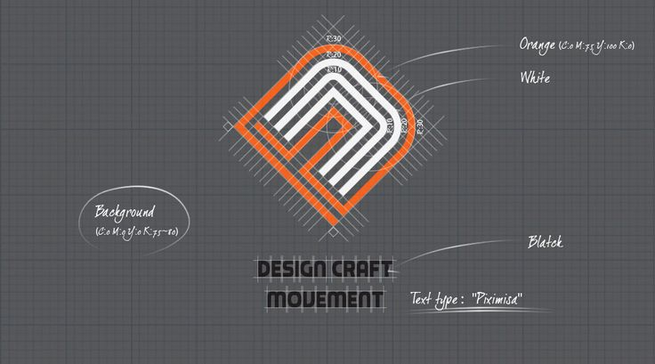 Logo Design and Outline. _ By 이준범