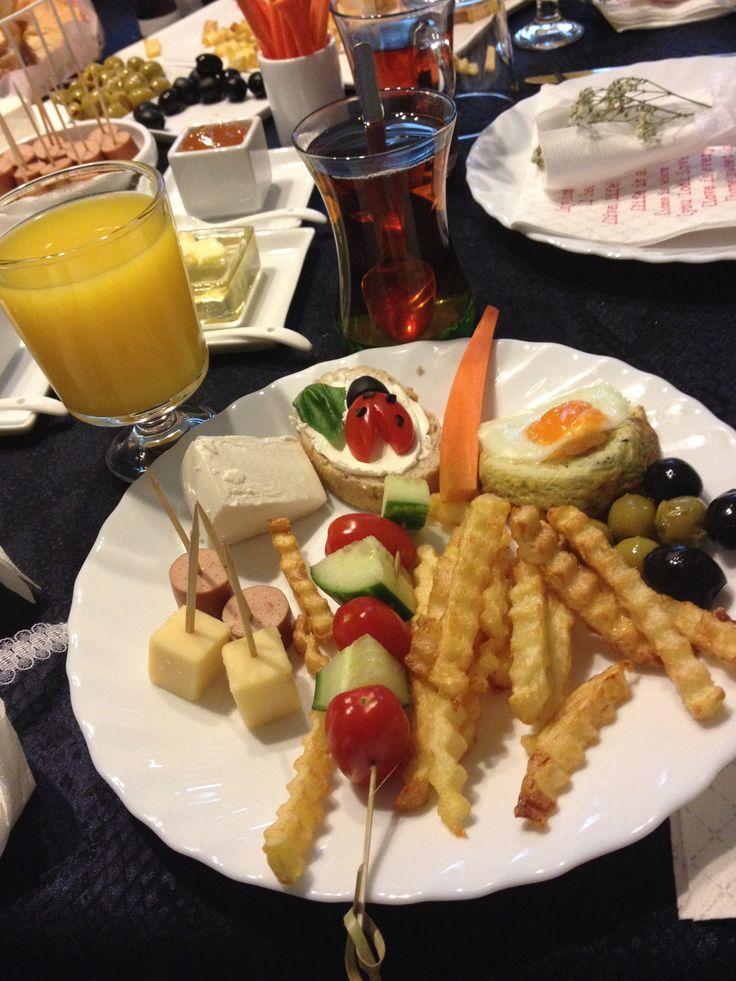 Breakfast kahvaltı