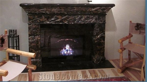 17 Best Ideas About Granite Fireplace On Pinterest Stone