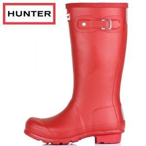 Rode Hunter Original Kids regenlaarzen
