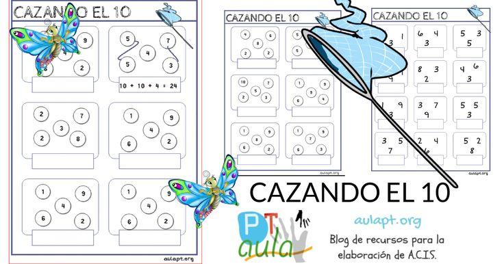 CAZANDO EL 10. ACTIVIDADES PARA EL CÁLCULO MENTAL