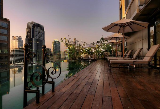 Cool, sky high living at Hotel Muse Bangkok - Citizen Femme
