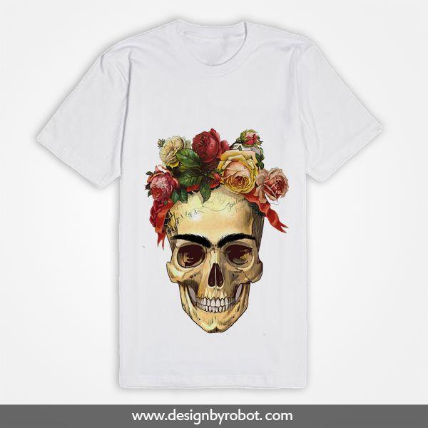 Frida Kahlo T Shirt Free Shipping