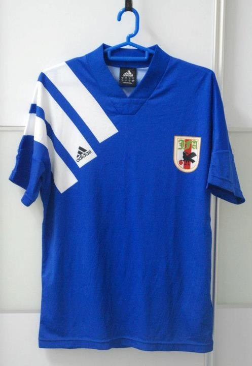 Japan football shirt 1991