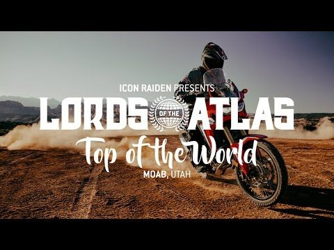ICON Raiden Lords of the Atlas - Top Of The World - YouTube