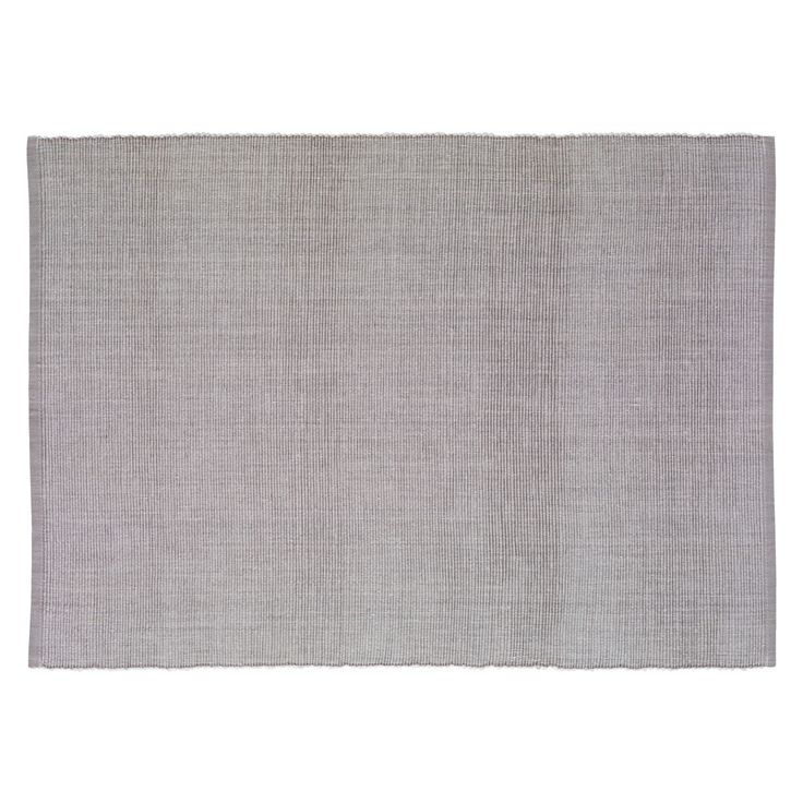 BARDO Set of 2 grey placemats