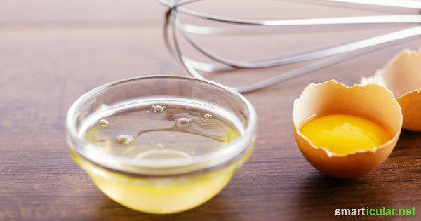 Nemusíte vyhazovat zbývající bílkoviny - zde najdete užitečné použití v kuchyni a domácnosti!