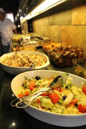 Paladra Zen restaurante Vegetariano  Onde: Rua Barbosa du Bocage  <€10