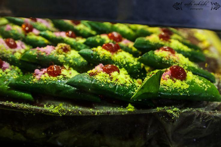 Paan Recipe/How to make Meetha Paan Cherries, Powder and