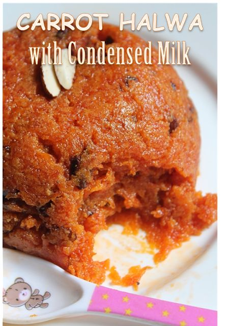 I wanted to make carrot halwa using condensed milk for very long time. I have tasted this before, and it was delicious..     Similar R...