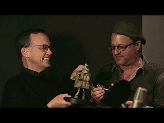 The Boxtrolls: Behind-the-Scenes Dee Baker Footage --  -- http://www.movieweb.com/movie/the-boxtrolls/behind-the-scenes-dee-baker-footage