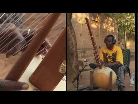 Making music all around the world with different instruments. Awesome.