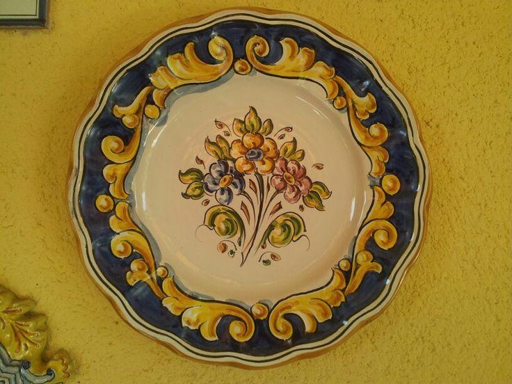 1000 images about cer mica espanhola on pinterest for Ceramica talavera madrid