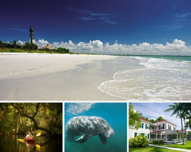 Top 10 Must See and Dos in Fort Myers & Sanibel, Florida @danagarberg