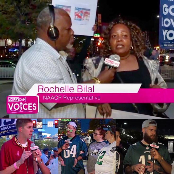 We have some great local stories airing on tonights PhillyCAM Voices including one on a very controversial topic right now regarding the NFL. Reporters Darryl Lloyd and Adam Bernstein covered a recent NAACP protest at an Eagles game and spoke to protesters and football fans alike about their opinions on the Take a Knee protests at the games. Find out what our neighbors had to say about it tonight at 6:30 on @PhillyCAM.   Comcast Cable 66/966HD/967 or Verizon FIOS 29/30 in Philadelphia or…