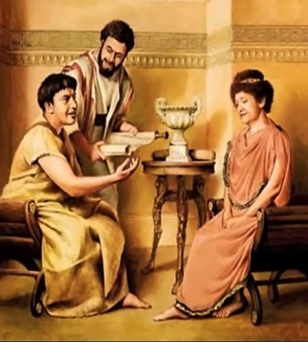 Római Birodalom - Római élet